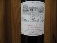 Chateau Roc de Segur Bordeaux '15