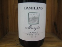 "Damilano ""Marghe"" Nebbiolo Langhe '17 JS90"