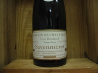 Moulin de Chauvigne Savennieres Clos Brochard '18