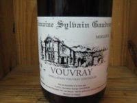 Domaine Gaudron Vouvray Moelleux '15
