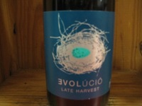 Evolucio Tokaj Late Harvest '13 375ML