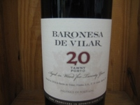 "Barao de Vilar ""Baronesa"" 20 Year Old Tawny Port"