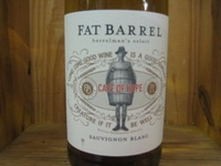 Fat Barrel Company Sauvignon blanc '15