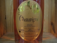 Chauvigne Anjou Methode Traditionnelle Rose  NV