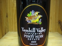 Yamhill Valley Vineyards Estate Pinot noir '16