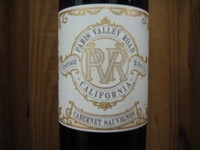 Paris Valley Road Cabernet Sauvignon '16