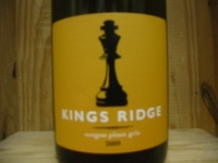 Kings Ridge Pinot Gris '15