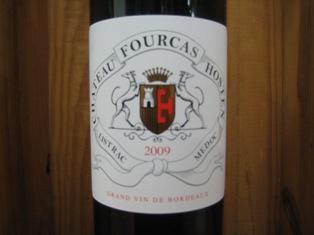 $19.97 Fourcas Hosten Listrac '09