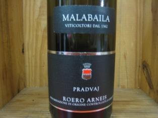 Malabaila di Canale 'Pradvaj