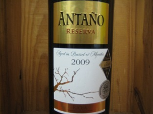 Anta�o Rioja Reserva WS91